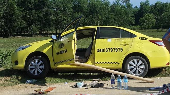 Vụ tài xế taxi bị sát hại ở Đà Nẵng: 3 vị khách bí ẩn - Ảnh 1