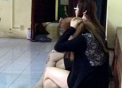 Bước sa ngã của cô gái 25 tuổi môi giới bán dâm ở TP.HCM - Ảnh 1