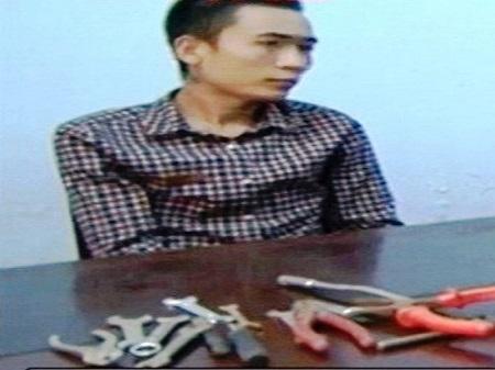 Bắt kẻ trộm xe máy Exciter về giấu bụi tre - Ảnh 1