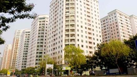 Mua chung cư tại Hà Nội