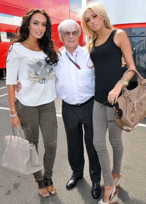 Choáng váng với độ chịu chơi của con gái tỷ phú F1 trong sinh nhật bố - Ảnh 4