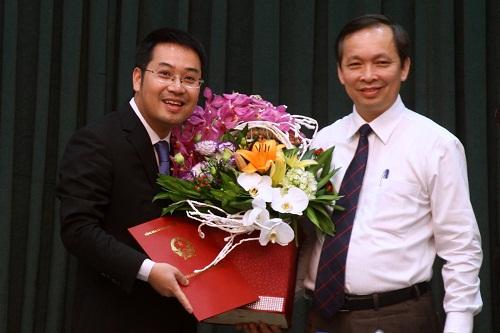 Bổ nhiệm Vụ trưởng vụ Tài chính - Kế toán NHNN - Ảnh 1