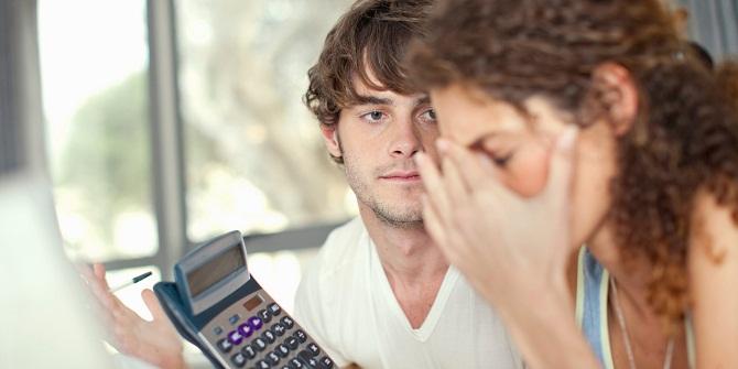 """Sai lầm trong quản lý tài chính gia đình khiến vợ chồng """"cơm không lành"""" - Ảnh 1"""