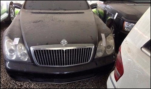 """Số phận 144 chiếc siêu xe tiền tỷ của đại gia Dũng """"mặt sắt"""" - Ảnh 3"""