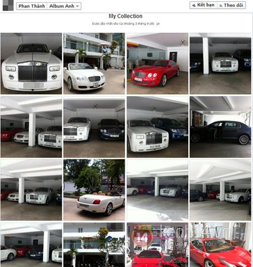 Ngắm bộ sưu tập siêu xe khủng của những chàng rể đại gia showbiz Việt - Ảnh 3