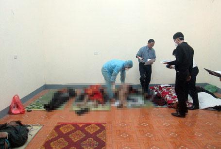 Sập giàn giáo Formosa Hà Tĩnh: Ít nhất 14 người tử vong - Ảnh 2