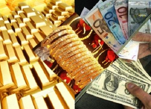 Giá USD tăng, giá vàng giảm, đầu tư tiền vào đâu là lựa chọn thông minh? - Ảnh 1