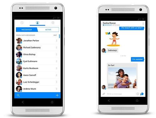 """Những thứ """"điên rồ"""" bạn sắp làm được trên Facebook Messenger - Ảnh 1"""
