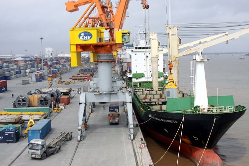Vì sao đại gia ngoại quyết giành quyền mua cảng Hải Phòng với Phạm Nhật Vượng? - Ảnh 1