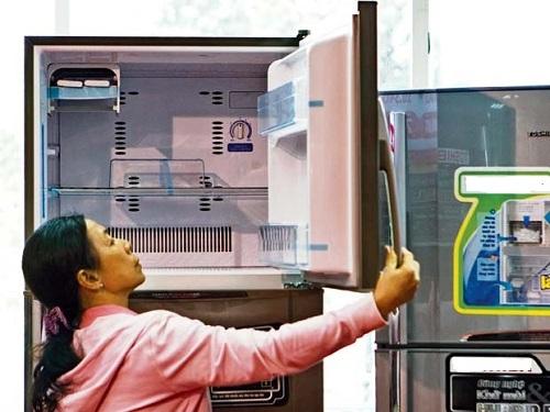 Cách chọn tủ lạnh tốt nhất, tiết kiệm điện nhất - Ảnh 3