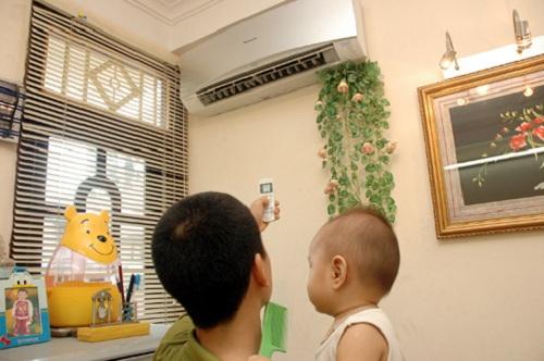 Dùng điều hòa nhiệt độ cho trẻ như thế nào là hợp lí? - Ảnh 2