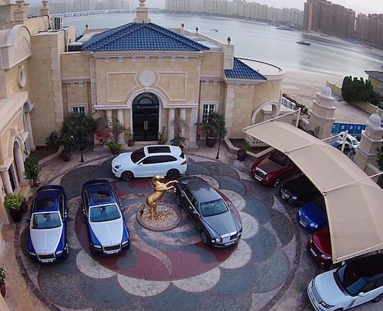 """Bật mí cuộc sống của """"thiếu gia"""" đẹp trai, giàu nhất nhì xứ Dubai - Ảnh 4"""