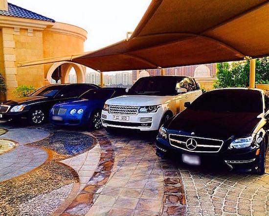 """Bật mí cuộc sống của """"thiếu gia"""" đẹp trai, giàu nhất nhì xứ Dubai - Ảnh 5"""