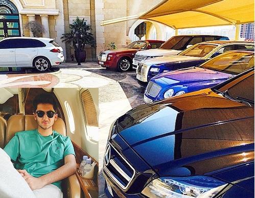 """Bật mí cuộc sống của """"thiếu gia"""" đẹp trai, giàu nhất nhì xứ Dubai - Ảnh 6"""