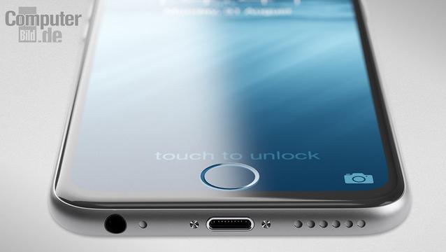 iPhone 7 đẹp mê ly trong ý tưởng của nhà thiết kế người Đức - Ảnh 3