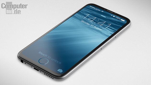 iPhone 7 đẹp mê ly trong ý tưởng của nhà thiết kế người Đức - Ảnh 1