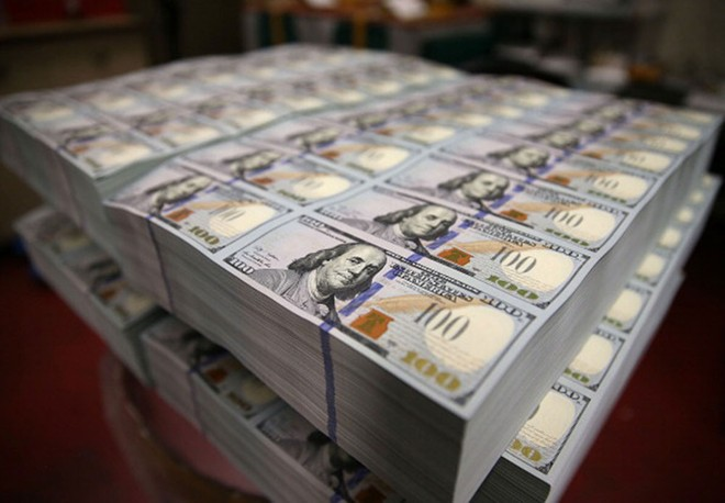 """Lượng tiền mặt của Apple khiến kho vàng lớn nhất nước Mỹ """"lép vế"""" - Ảnh 1"""