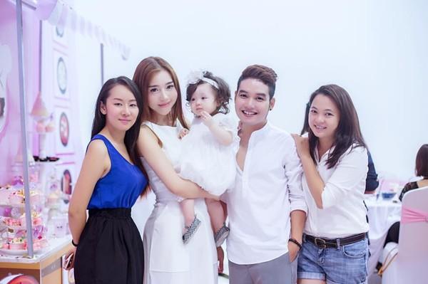 Con gái Elly Trần xinh như thiên thần trong tiệc sinh nhật 1 tuổi - Ảnh 10