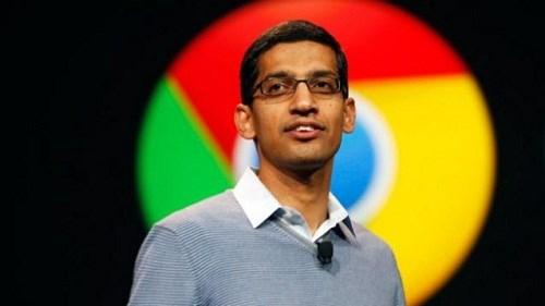 """Đại gia google """"đại tu"""" và đường thăng tiến """"thần tốc"""" của CEO mới - Ảnh 1"""