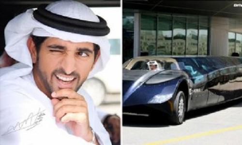 """Những hoàng tử, thiếu gia, công chúa siêu giàu, nhan sắc """"vạn người mê"""" xứ Dubai - Ảnh 1"""