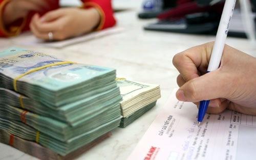 Lãi suất tiền gửi của các ngân hàng hiện là bao nhiêu? - Ảnh 1