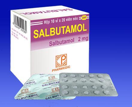 Tạm dừng cấp phép nhập khẩu Salbutamol - Ảnh 1