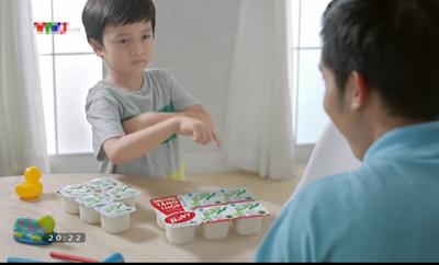 """Sữa Ba Vì quảng cáo 6-1= 6 khiến phụ huynh """"đau đầu"""" - Ảnh 1"""