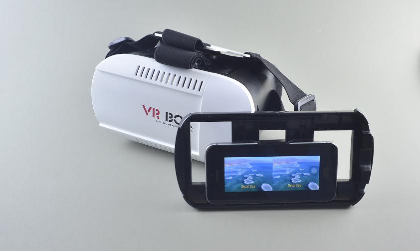 Cặp kính thực tế ảo VR Box - Ảnh 1