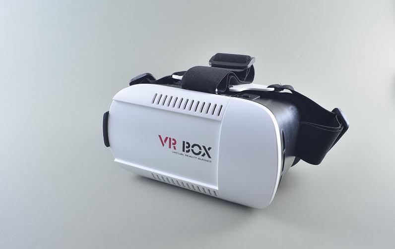 Cặp kính thực tế ảo VR Box - Ảnh 2
