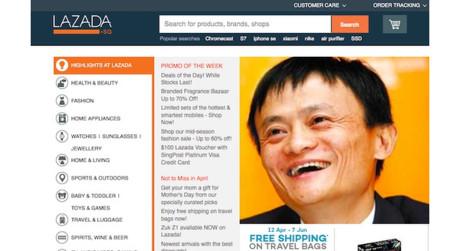 """Lí do """"vàng"""" để Jack Ma bỏ 1 tỷ USD mua lại Lazada - Ảnh 1"""
