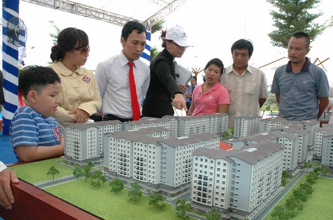 Thị trường bất động sản tăng trưởng tốt, tiềm ẩn nguy cơ tăng giá - Ảnh 1