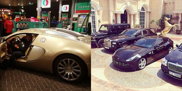 """Con nhà giàu Dubai và """"nỗi lo"""" mỗi sáng thức dậy - Ảnh 1"""