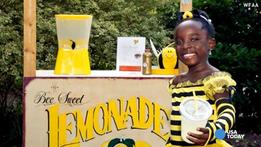 Cô bé 11 tuổi kiếm hơn 200 tỷ nhờ công thức pha nước chanh gia truyền - Ảnh 1