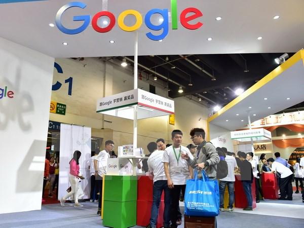 Google đối mặt với án phạt chống độc quyền kỷ lục - Ảnh 1