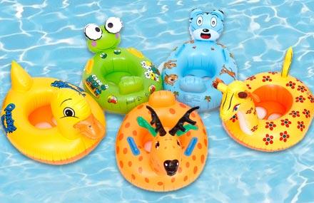Cách chọn phao bơi và các phụ kiện bơi an toàn cho bé - Ảnh 1