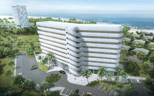 Ra mắt dự án Mövenpick Cam Ranh Resort  - Ảnh 1