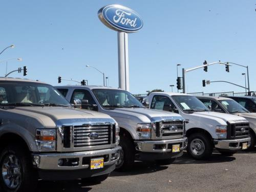 Ford nhận án phạt hơn 1 triệu USD vì không tuân thủ các quy định về môi trường - Ảnh 1