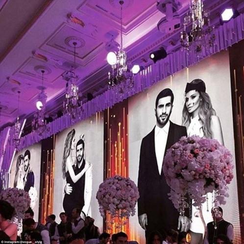 Những đám cưới trăm tỷ của cậu ấm cô chiêu nhà tỷ phú - Ảnh 2