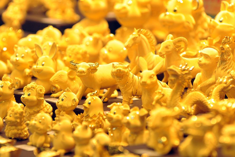 Giá vàng hôm nay 2/6: Giá vàng SJC về gần mốc 33 triệu đồng/lượng - Ảnh 1