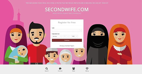 Doanh nhân lập trang web giúp đàn ông tìm vợ bé gây bức xúc dư luận - Ảnh 2