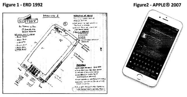 Apple bị kiện đòi hơn 10 tỷ USD vì ăn cắp thiết kế - Ảnh 1