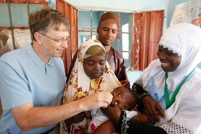 Thú vui xa xỉ của tỷ phú thế giới Bill Gates - Ảnh 3