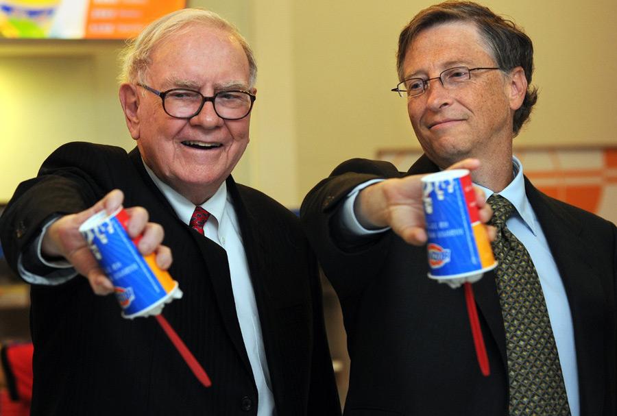 Bill Gates và Warren Buffett: Cuộc gặp gỡ định mệnh - Ảnh 1