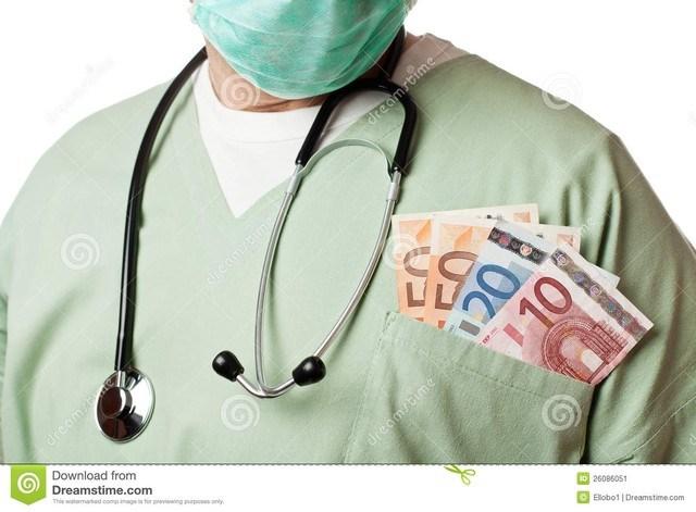 Thu nhập 1 tỷ đồng/tháng của bác sĩ là từ đâu? - Ảnh 2
