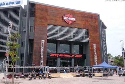"""Phong cách bán hàng """"chơi"""" khách của Harley-Davidson tại Việt Nam? - Ảnh 1"""