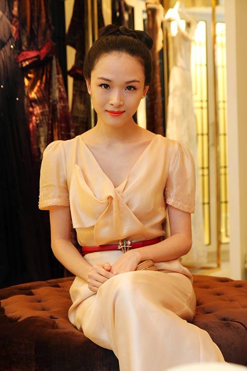 Hoa hậu Trương Hồ Phương Nga và những điều ít ai biết - Ảnh 1