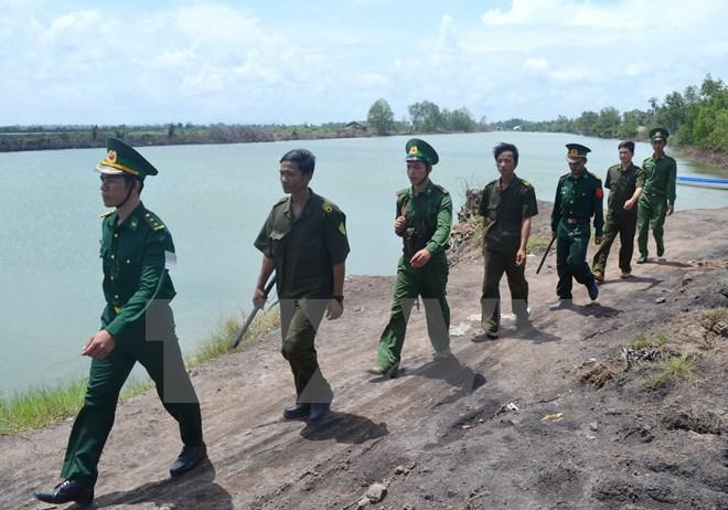 Việt Nam và Campuchia khảo sát thực địa vụ xô xát ở biên giới - Ảnh 1