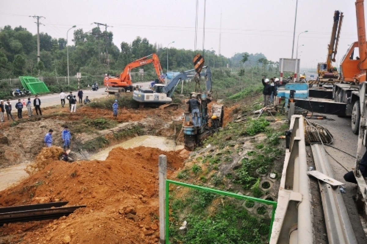 Số phận gian nan của đường ống nước Sông Đà - Ảnh 1