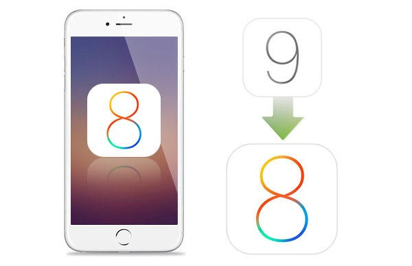 Cách gỡ iOS 9 về iOS 8 trên iPhone 4S - Ảnh 1