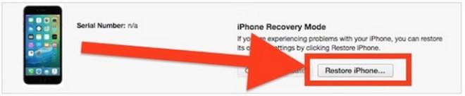 Cách gỡ iOS 9 về iOS 8 trên iPhone 4S - Ảnh 2